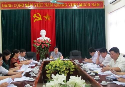 Ngân Sơn sẵn sàng cho Đại hội đại biểu các dân tộc thiểu số huyện lần thứ II